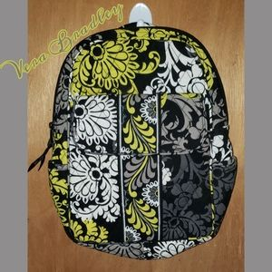 Vera Bradley Small Backpack - Pattern Baroque